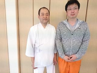 斉藤さんと先生.JPG