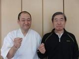 小島孝志さん 65歳 半田市 男性(脊椎管狭窄症)