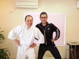 林崇朗さん 42歳 男性 愛知県知多郡東浦町 弁理士(肩こり・腰痛・首の違和感)