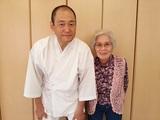 HHさん 86歳 女性 知多郡東浦町(脊椎管狭窄症)